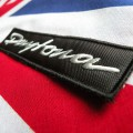 Patch ricamata Triumph Daytona