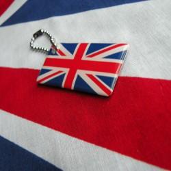 """Portachiavi """"Union Jack"""""""