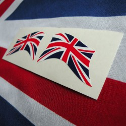 "Kit adesivi ""Union Jack""..."