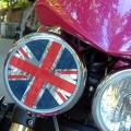 Kit adesivi coprifanale bandiera inglese
