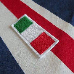 "Patch ricamata ""Italian"" MINI"