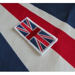 "Patch ricamata ""Union Jack""..."