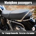 Maniglione passeggero Triumph classic