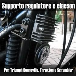 Supporto regolatore di...