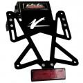 Kit portatarga Valtermoto Street Triple e Daytona 2012-2014
