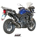 Scarico SC Project per Triumph Explorer 1200