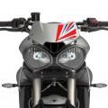Adesivo Union Jack per cupolino per nuove Speed e Street Triple 765