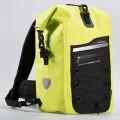 Zaino antipoggia impermeabile SW-Motech Drybag 300 Giallo Neone Nero da 30 lt.