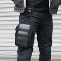 Kit fascia da gamba LA7 + borsello LA8 SW-Motech Legend Gear