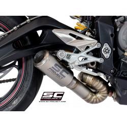 Scarico SC Project CR-T per...