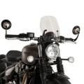Cupolino PUIG NAKED NEW GENERATION per Triumph Bobber