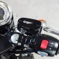 Tappo serbatoio olio freni LSL in alluminio