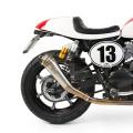 Scarico completo BOCANEGRA TAMARIT per Triumph 790/865