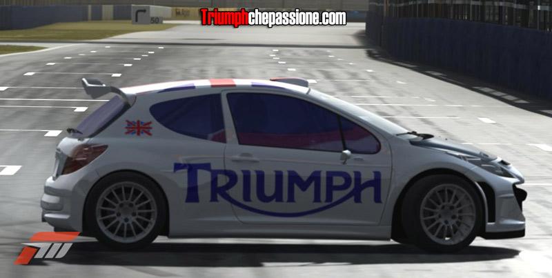Peugeot Triumph XBox Forza