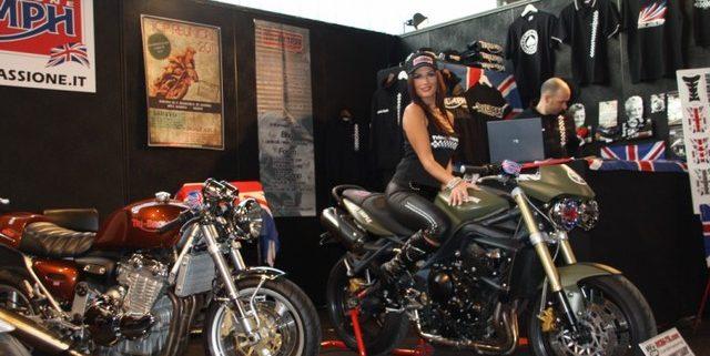 Lo Stand TCP al Motor Bike Expò