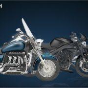 Garanzia prolungata sugli accessori originali Triumph