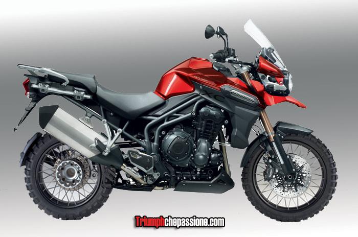 Tiger Explorer 1200 XC, ipotesi