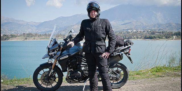 La prova del Tiger Explorer al lancio mondiale a Granada