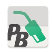 Il logo dell' App Prezzi Benzina