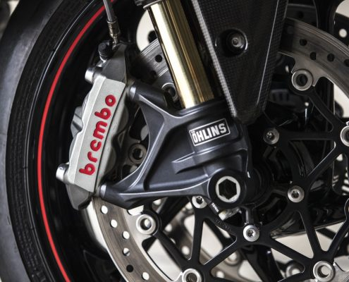 Triumph Speed Triple 2018 freni Brembo