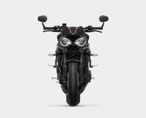 Triumph Speed Triple RS 2018 Matt Black