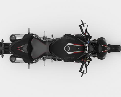 Triumph Speed Triple RS 2018 Matt Black