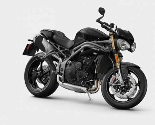 Triumph Speed Triple S 2018 Jet Black