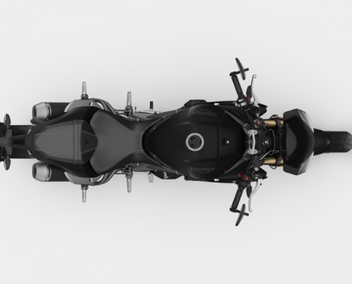 Triumph Speed Triple S 2018 Jet Black