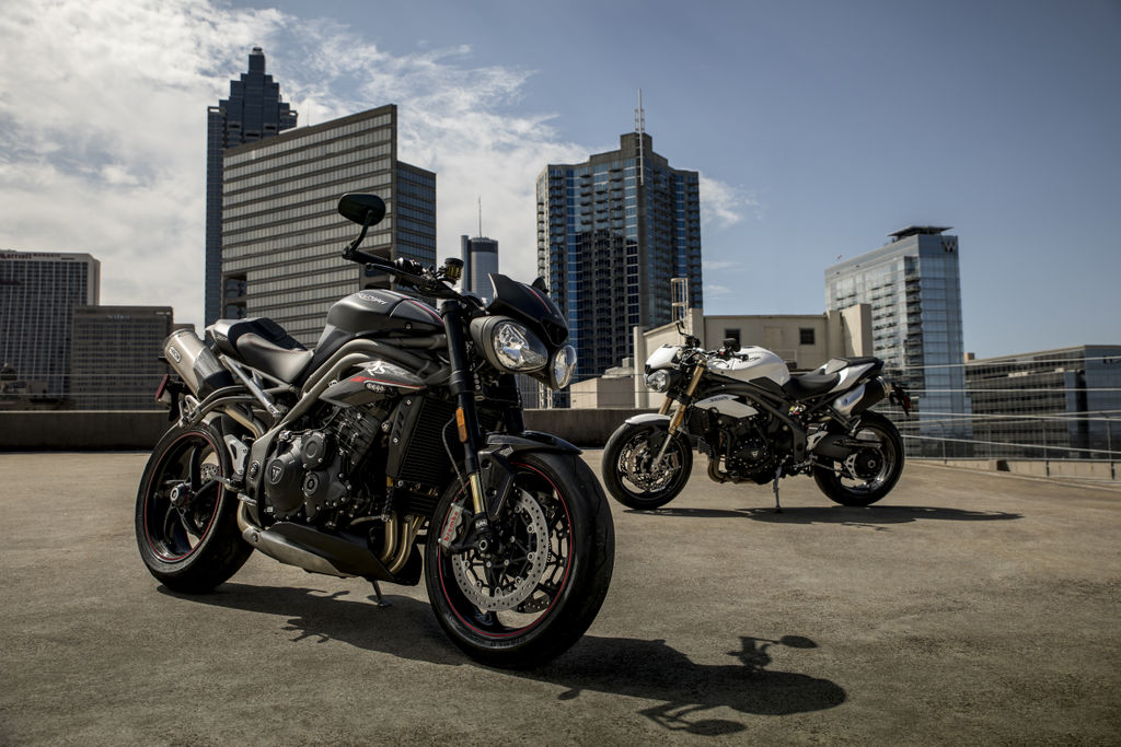 Triumph Speed Triple S e RS 2018