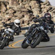 Triumph Speed Triple S e RS 2018