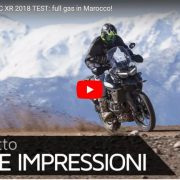 Video prova su strada delle nuove Tiger 800 XC e XR