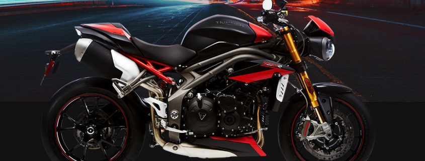 Speed Triple R Dark Edition
