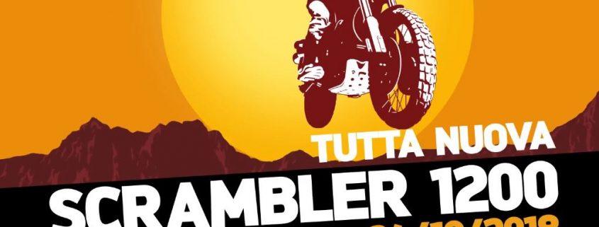 Triumph Scrambler 1200: la data dei presentazione
