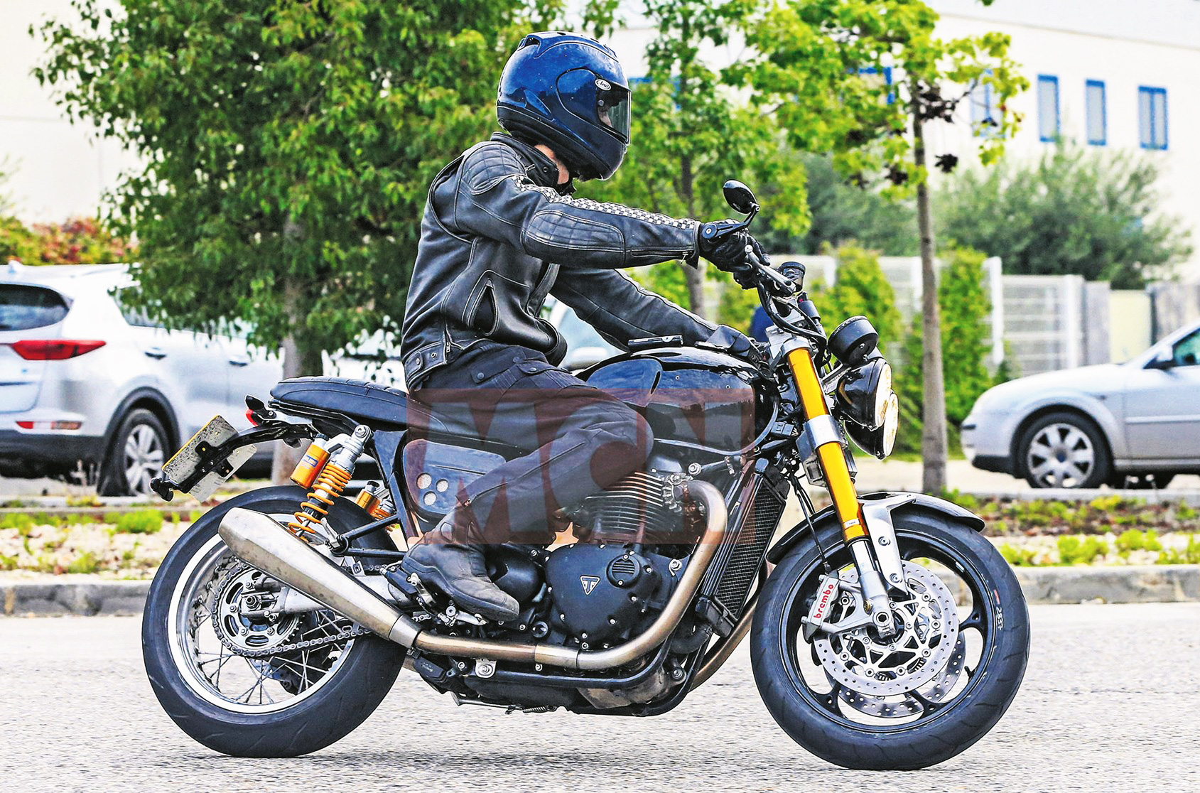 Triumph Speet Twin 1200
