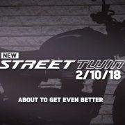 Triumph pronta a lanciare la nuova Street Twin 2019