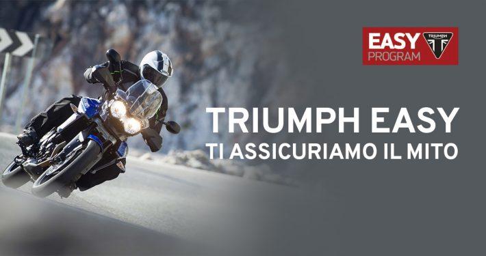 Triumph Easy assicurazione