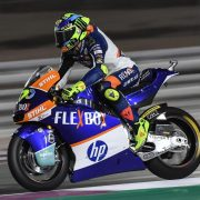 Lorenzo Baldassarri vince la Moto2 Triumph