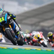 Nicolò Bulega supera i 300 kmh con la Moto2: record!