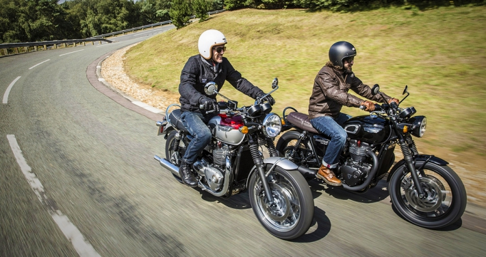 TRIUMPH APPROVED E RE-GENERATION