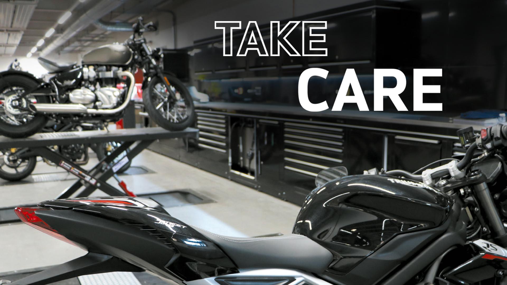 Triumph Take Care