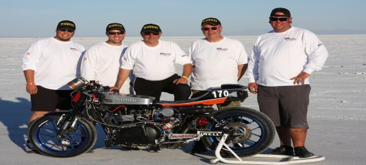Il Team di Matt Capri, South Bay Triumph in California