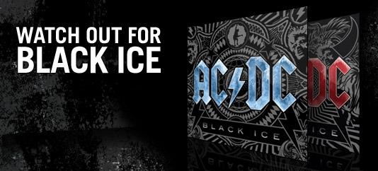 Black Ice, il nuovo album degli AC/DC
